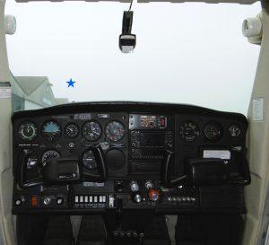 Cockpit HB-CIX