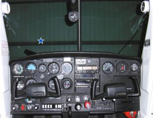 Cockpit HB-CIY