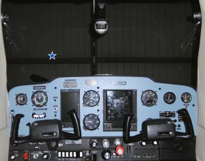 Cockpit HB-CJW